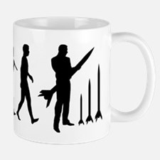 Model Rockets Lover Mug