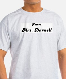 Mrs. Darnell Ash Grey T-Shirt