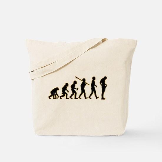 Manhood Check Tote Bag