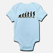 Manhood Check Infant Bodysuit