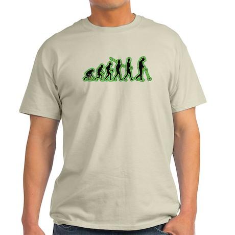 Metal Detecting Light T-Shirt