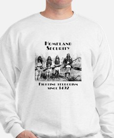 Homeland Security Sweatshirt
