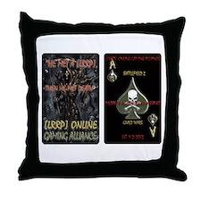 [LRRP] Clan Throw Pillow