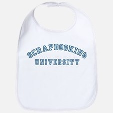 Scrapbooking University Bib
