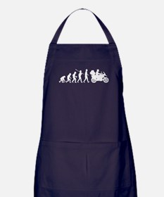 Motorcycle Traveller Apron (dark)