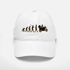 Motorcycle Traveller Baseball Baseball Cap