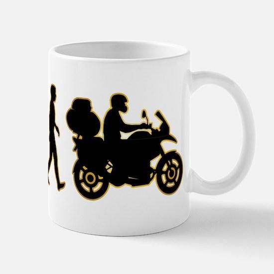 Motorcycle Traveller Mug