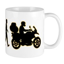 Motorcycle Traveller Mug