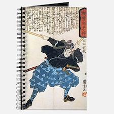 Miyamoto Musashi Two Swords Journal