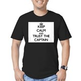 Captain Fitted T-shirts (Dark)