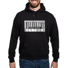 Otisco Township Citizen Barcode, Hoodie