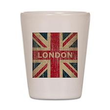 Vintage London Shot Glass