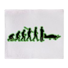 Private Pilot Throw Blanket