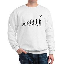 Remote Control Plane Sweatshirt