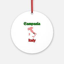 Campania Ornament (Round)