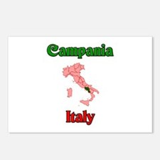 Campania Postcards (Package of 8)