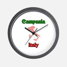 Campania Wall Clock