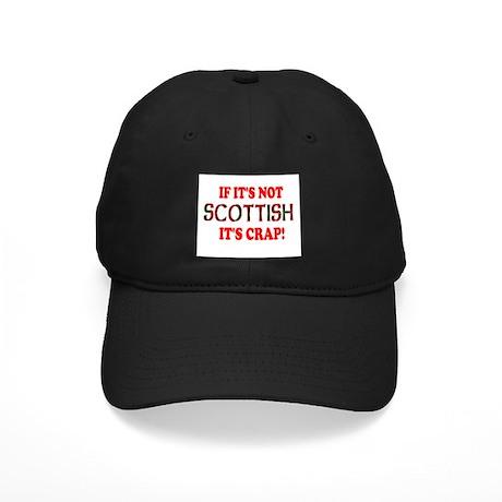 If it's not Scottish, It's Cr Black Cap