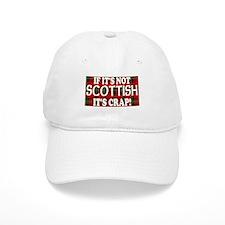 If it's not Scottish, It's Cr Cap