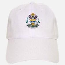 Whitehorse Coat of Arms Baseball Baseball Cap
