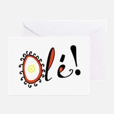 Ole, Greeting Cards (Pk of 10)