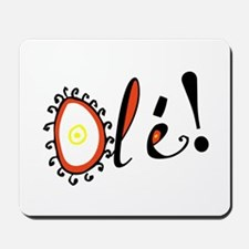 Ole, Mousepad