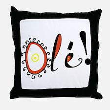 Ole, Throw Pillow