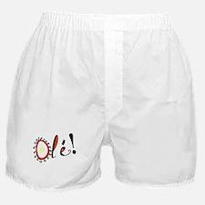 Ole, Boxer Shorts