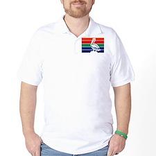 St. Petersburgh Flag T-Shirt