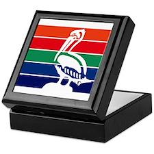 St. Petersburgh Flag Keepsake Box