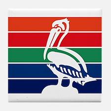 St. Petersburgh Flag Tile Coaster