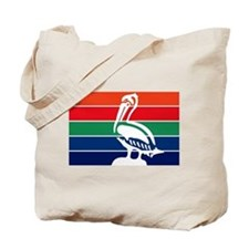 St. Petersburgh Flag Tote Bag
