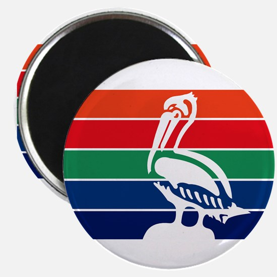 "St. Petersburgh Flag 2.25"" Magnet (10 pack)"