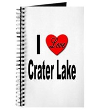I Love Crater Lake Journal