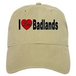 I Love Badlands Cap