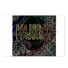 majorca Postcards (Package of 8)
