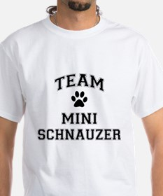 Team Mini Schnauzer Shirt