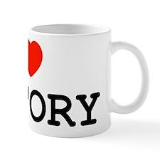 I Heart History Mug