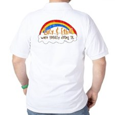 Lucy & Ethel Were Doing It T-Shirt