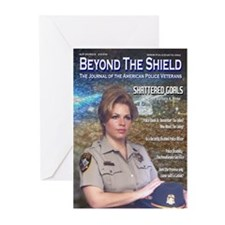Policevets Advoacy Greeting Cards (Pk of 10)
