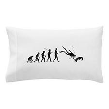 Scuba Diving Pillow Case