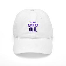 Team God Baseball Cap