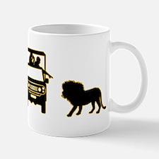 Safari Tour Mug
