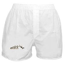 Scuba Diving Boxer Shorts