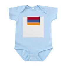 Flag of Armenia 5 Infant Creeper
