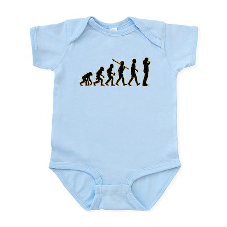 Smoking Infant Bodysuit