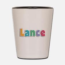 Lance Shot Glass