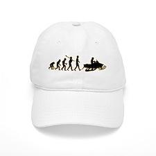 Snowmobile Baseball Cap