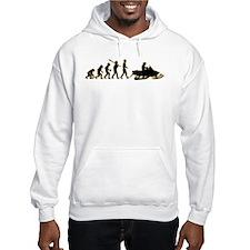 Snowmobile Hoodie Sweatshirt