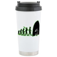 Spelunking Travel Mug